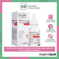 Huyết thanh dưỡng trắng da Angel s Liquid 7Day Whitening Program 700V Ampoule thumbnail
