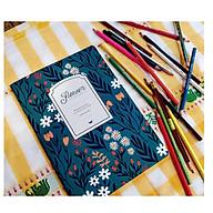Vở Kẻ Ngang - Flower Hoa Trắng 120 Trang thumbnail