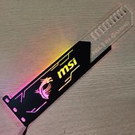 Đỡ VGA Led RGB Logo MSI đồng bộ màu với bộ điều khiển Coolmoon Controller - Hàng nhập khẩu thumbnail