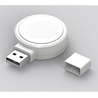 Sạc Không Dây Mazer MFW Dành cho Apple Watch Direct USB-A Charger - Hàng chính hãng thumbnail