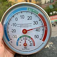 Ẩm kế- đo nhiệt độ, độ ẩm trong phòng. đảm bảo sức khoẻ cho gia đình và trẻ em kiểm soát nhiệt độ ( tặng móc treo dán tường siêu dính ) thumbnail