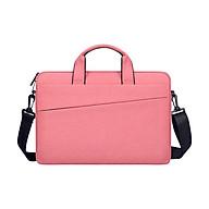 Túi chống sốc Laptop Macbook nhiều ngăn , cặp đựng laptop 15.6, 14.1, 13.3 inch có tay xách và quai mang thumbnail