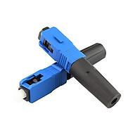 Đầu nối quang nhanh Fast connector SC-SC UPC thumbnail