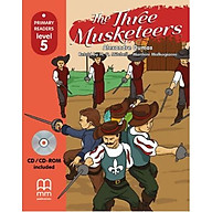 MM Publications The Three Musketeers S.B. (With Cd Rom) British & American Edition thumbnail