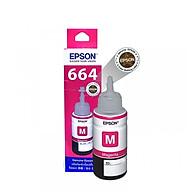 Mực in Epson T6643 Magenta Ink Bottle (C13T664300) - Hàng Chính Hãng thumbnail