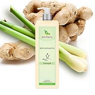 Dầu Massage Body Biyokea - Farming B6 (Làm nóng) - 1000ml thumbnail