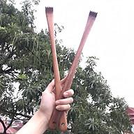Cây Cào gãi lưng bằng gỗ tự nhiên (MH894) Chăm sóc sức khỏe cho bạn và gia đình thumbnail