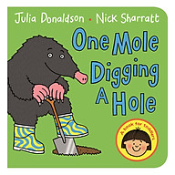 One Mole Digging A Hole thumbnail
