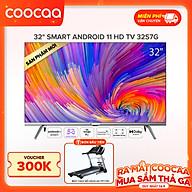 Android SMART TV Coocaa 32 inch - Model 32S7G Android 11.0 (Model 2020) - Hàng chính hãng thumbnail