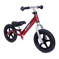 Xe thăng bằng Ander Plus màu đỏ phiên bản bánh đặc nhẹ 1,9kg, Phù hợp cho bé từ 18 tháng thumbnail