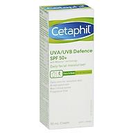 Cetaphil UVA UVB Defence SPF 50+ 50mL thumbnail