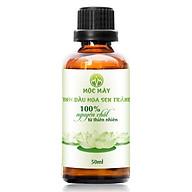 Tinh dầu hoa Sen Trắng 50ml Mộc Mây - tinh dầu thiên nhiên nguyên chất 100% - chất lượng và mùi hương vượt trội - Có kiểm định thumbnail