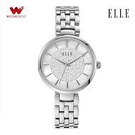 Đồng hồ Nữ Elle dây thép không gỉ 33mm - ELL25013 thumbnail