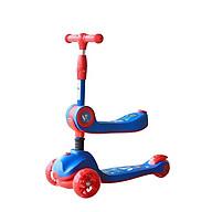 Xe trượt scooter 3 bánh có đèn, có nhạc cho bé Broller S979M thumbnail
