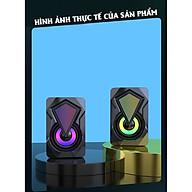 Loa Vi Tính Gaming XSmart Ldk.ai Super Bass Dùng Cho PC Laptop Điện thoại - Hàng Chính Hãng thumbnail