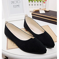 Giày búp bê nữ phong cách công sở 215 thumbnail