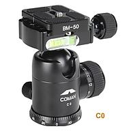 Đầu ball head máy ảnh Coman C0, Hàng chính hãng thumbnail