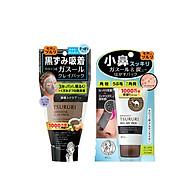 Combo Mặt nạ lột mụn đầu đen Tsururi Peel-off Pack 55g và mặt nạ đất sét Tsururi Ghassoul Mineral Clay Pack 150g thumbnail