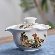 Bát pha trà ngọa sơn thumbnail