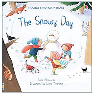 The Snowy Day (Little Board Books) thumbnail