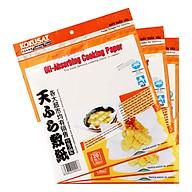 Combo 3 Túi Giấy Thấm Dầu Kokusai GTDD00004596 (20 Tờ Túi) thumbnail