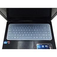 Miếng Phủ Bàn Phím Laptop 13 - 14 inch Silicon Chống Nước, Chống Bụi Bẩn thumbnail