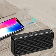 Loa Bluetooth Mini X-30 Âm Thanh Siêu Trầm Hỗ Trợ Thẻ Nhớ,USB, Jask3.5 Cao Cấp thumbnail
