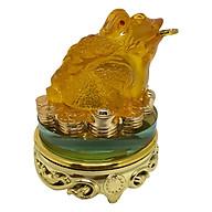 Cóc Xoay Đế Kiếng PT0010 - Vàng thumbnail