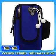 Túi đeo tay đựng điện thoại chạy thể dục đa năng thumbnail