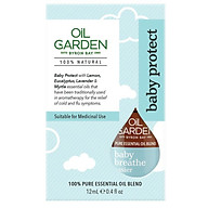 Oil Garden Baby Essential Oil Protect 12ml thumbnail