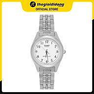 Đồng Hồ Nữ Dây Thép Casio LTP-1129A-7BRDF (27mm) - Bạc thumbnail