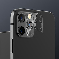 Miếng dán kính cường lực Leeu Design cho Camera iPhone 12 Mini 12 12 Pro 12 Pro Max - Hàng Nhập Khẩu thumbnail