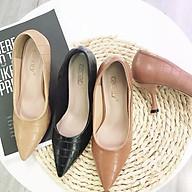 Giày cao gót công sở gót 5p-K66 thumbnail