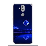 Ốp điện thoại cho Nokia 8.1 ( Nokia X7 2018) - 0269 MOON02 - Silicon dẻo - Hàng Chính Hãng thumbnail