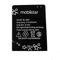 Pin cho điện thoại Mobiistar BL-200F - Hàng nhập khẩu thumbnail