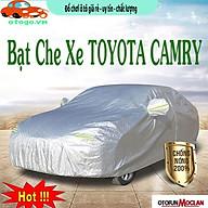 Bạt Che Phủ dành cho Xe Toyota Camry Cao Cấp (bạt 3 lớp Tráng Nhôm, chống xước) thumbnail