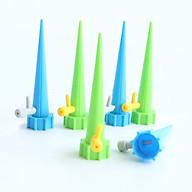 Bộ 10 đầu tưới nắp chai nhỏ giọt tự động thông minh có điều chỉnh ( tưới hoa, cây cảnh ) thumbnail
