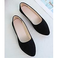 Giày búp bê nữ đi em chân nhiều size nhiều màu 211 thumbnail