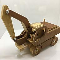 Đồ chơi gỗ Máy Xúc thumbnail