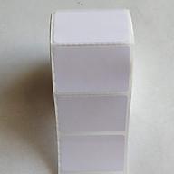 10 cuộn decal nhiệt 50x30mm, cuộn 30m, in tem trà sữa,tem cân - Hàng nhập khẩu thumbnail