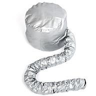 Practical Home Salon Barber Hair Dryer Bonnet Hood Attachment Hairdressing Hat Cap Random Color thumbnail