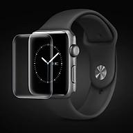 Miếng Dán PPF Dẻo Bảo Vệ Màn Hình, Chống Trầy Xước Cho Đồng Hồ Thông Minh Apple Watch Size 40mm Hàng Chính Hãng thumbnail