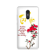 Ốp lưng dẻo cho điện thoại Xiaomi Redmi Note 4 - 01123 7933 TAILOC02 - in chữ thư pháp Tài Lộc - Hàng Chính Hãng thumbnail