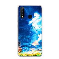 Ốp lưng dẻo cho điện thoại Vivo Y19 - 0293 LITTLEGIRL - Hàng Chính Hãng thumbnail