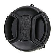 Lens cap 62mm nắp đậy bảo vệ ống kính máy ảnh phi 62mm thumbnail