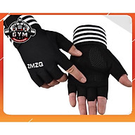 Găng Tay Tập Gym Nam Nữ có quấn cổ tay - Bám cực chắc - Phụ Kiện tập gym,Găng tay giá rẻ,găng tay đẹp GTC-2127 thumbnail