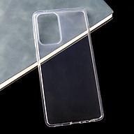 Ốp lưng dành cho Samsung Galaxy A72 dẻo silicon trong cao cấp thumbnail