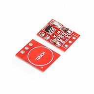 Cảm Ứng 1 Chạm Điện Dung TTP223B Mini thumbnail