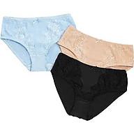Combo 03 quần lót nữ thun lạnh Misaki By Vera 6229 thumbnail