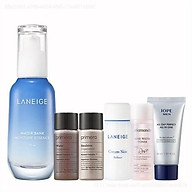 Laneige Waterbank Hydro Essence 70ml + AMOREPACIFIC Basic Care Five Types thumbnail